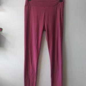 LuLaRoe Pants - Mauve lularoe leggings